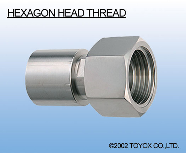 HEXAGON HEAD THREAD Coupling